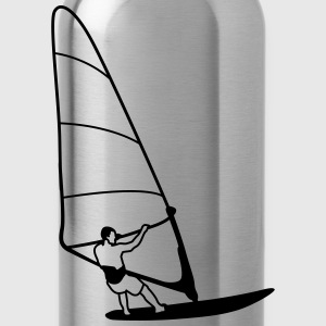 windsurfer T-Shirts - Water Bottle