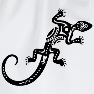 lizard T-Shirts - Drawstring Bag