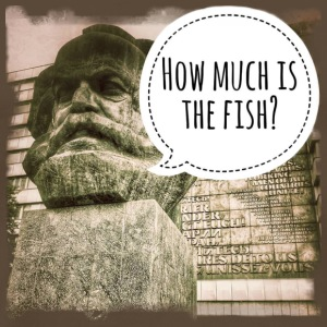 How much is the fish Marx Taschen & Rucksäcke - Männer Premium T-Shirt