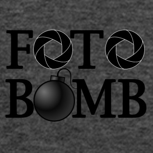 Foto-Bomb Caps & Hats - Women's Tank Top by Bella