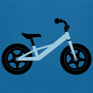 Balance bike - Women's V-Neck T-Shirt