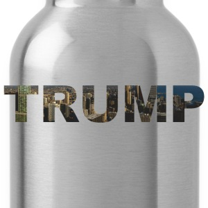 Trump - City T-Shirts - Trinkflasche