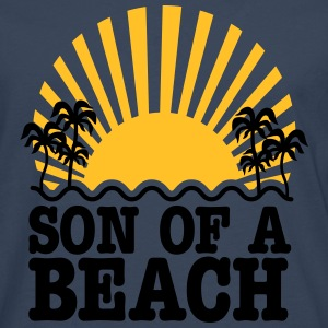 son of a beach T-Shirts - Men's Premium Longsleeve Shirt
