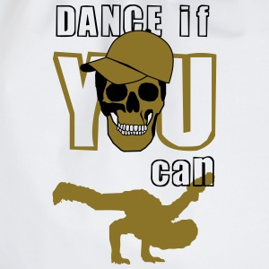 dance if you can T-Shirts - Turnbeutel