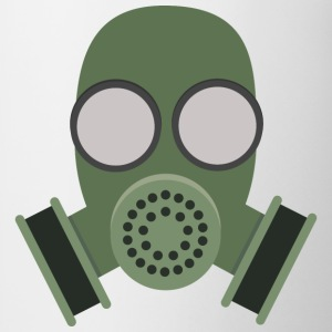 Army gas mask Hoodies & Sweatshirts - Mug