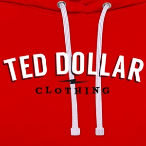 Ted Dollar Clothing Tee shirts - Sweat-shirt contraste