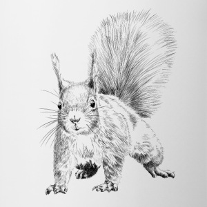 squirrel T-shirts - Mugg