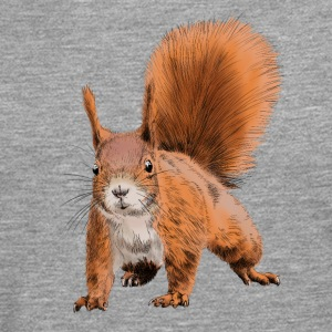 squirrel Tee shirts - T-shirt manches longues Premium Homme