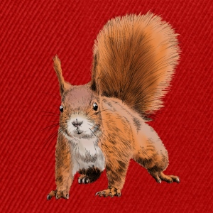 squirrel T-shirts - Snapback Cap