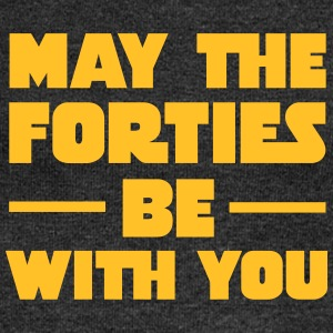 May The Forties Be With You T-Shirts - Women's Boat Neck Long Sleeve Top