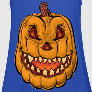 pumpkin head - Women's Tank Top by Bella