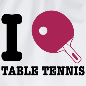 table tennis T-Shirts - Drawstring Bag