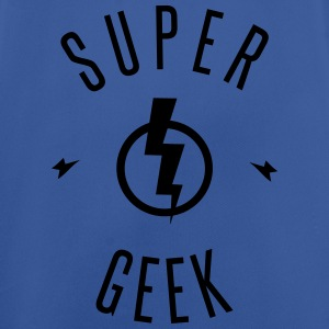 super geek Sweaters - mannen T-shirt ademend