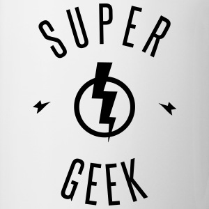 super geek Tee shirts - Tasse