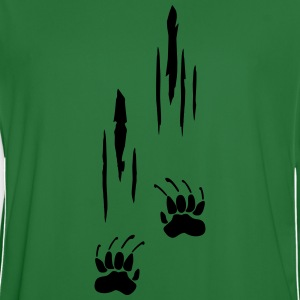Scratches, Claws Hoodies & Sweatshirts - Men's Football Jersey