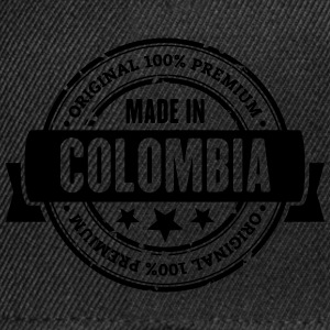 Made in Colombia T-Shirts - Snapback Cap