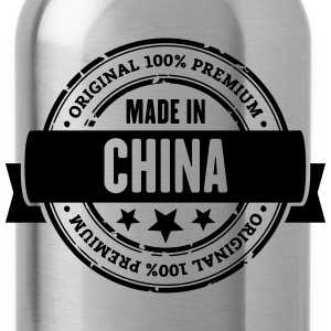 Made in China T-Shirts - Trinkflasche