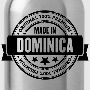 Made in Dominica T-Shirts - Trinkflasche