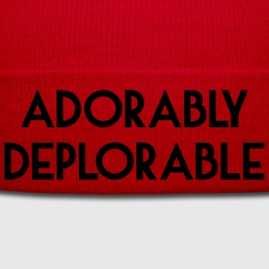 Adorably Deplorable T-Shirts - Winter Hat