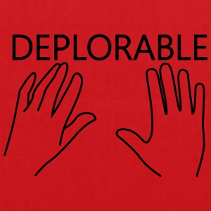 Deplorable T-Shirts - Tote Bag