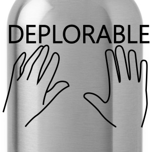 Deplorable T-Shirts - Water Bottle