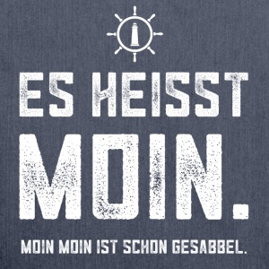 MOIN T-Shirts - Schultertasche aus Recycling-Material