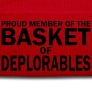 PROUD MEMBER OF THE BASKET OF DEPLORABLES T-Shirts - Winter Hat