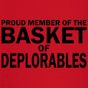 PROUD MEMBER OF THE BASKET OF DEPLORABLES T-Shirts - Baby Long Sleeve T-Shirt