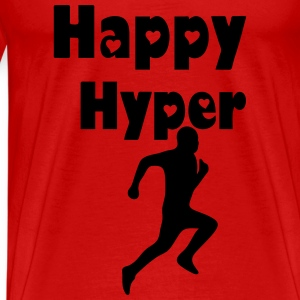 Happy Hyper Tops - Männer Premium T-Shirt