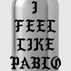 I feel like pablo T-Shirts - Water Bottle