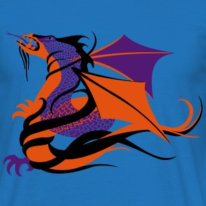 tablier dragon - T-shirt Homme