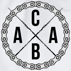 ACAB All Cyclists Are Beautiful T-Shirts - Turnbeutel