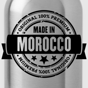Made in Morocco T-Shirts - Trinkflasche