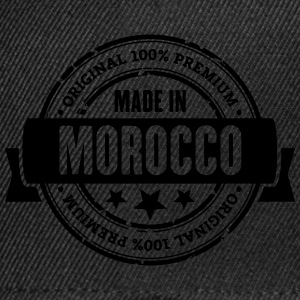Made in Morocco T-Shirts - Snapback Cap