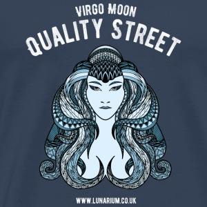 Virgo Sun Tan T-shirt - Men's Premium T-Shirt
