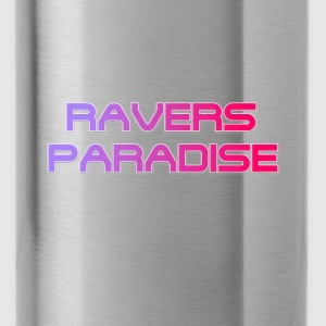 Ravers Paradise Hoodie - Trinkflasche