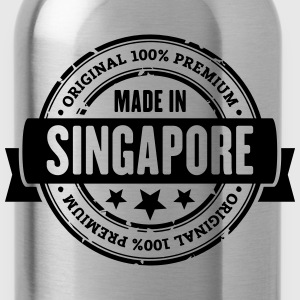 Made in Singapore T-Shirts - Trinkflasche