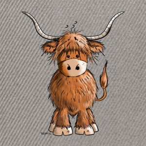 Skotska Highland Cattle T-shirts - Snapbackkeps
