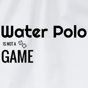 Water Polo / Waterpolo / Water-Polo / Wasserball T-Shirts - Drawstring Bag