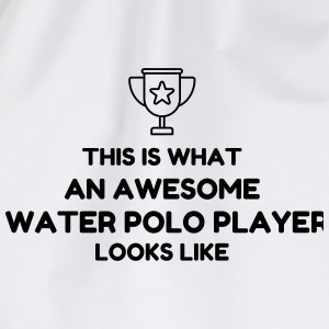 Water Polo / waterpolo / zwembad / zwemmen T-shirts - Gymtas