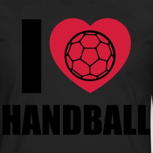 I LOVE HANDBALL - Men's Premium Longsleeve Shirt