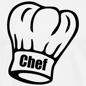 Chef hat - Men's Premium T-Shirt