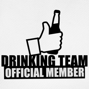 Drinking team crew official member - Baseballkappe