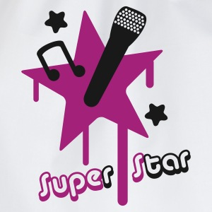 Superstar - Turnbeutel
