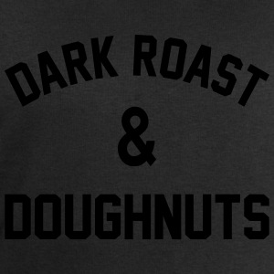 Dark Roast & Doughnuts T-Shirts - Men's Sweatshirt by Stanley & Stella
