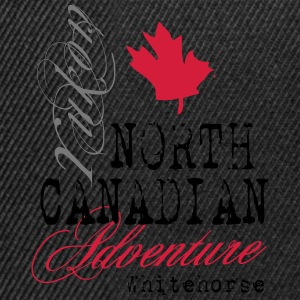 North Canadian Adventure Tops - Snapback Cap