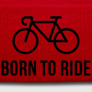 Born To Ride (Bici / Bicicleta De Carreras) Ropa interior - Gorro de invierno