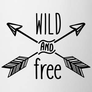 AD Wild and Free Sports wear - Mug