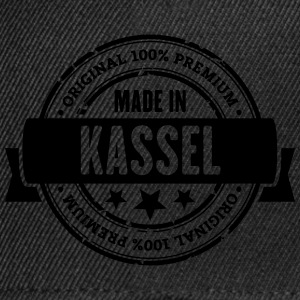 Made in Kassel T-Shirts - Snapback Cap