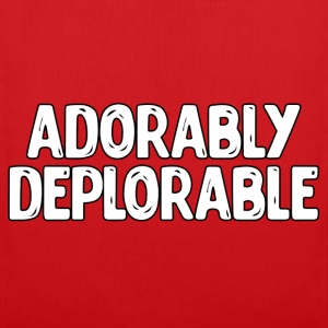 Adorable Deplorable T-Shirts - Tote Bag
